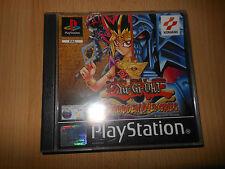 YU-GI-0H ! Interdit Memories PS1 Version Pal comme Neuf Collectors