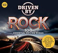 Driven By Rock [CD]
