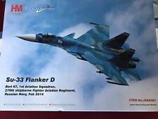 Hobby Master HA6401 - Su-33 Flanker D, Bort 67, 1st Aviation Sqn, Russian Navy