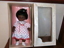 VINTAGE IN SCATOLA Gastone Est Tedesco etnico nero americano baby doll Nuovo di zecca con scatola