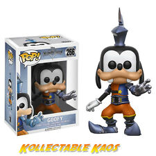 Funko Pop Vinyl Figure 266 Kingdom Hearts Goofy USA Gamestop Disney