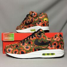 Nike Air Max 1 Premium SE UK10 858876-003 Floral Mowabb EUR45 US11 red ACG prm