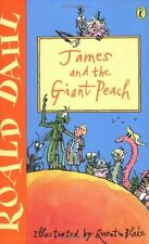 James and the Giant Peach,Roald Dahl, Quentin Blake