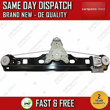 MERCEDES C-CLASS W203 S203 2003>07 REAR LEFT SIDE WINDOW REGULATOR WITHOUT MOTOR