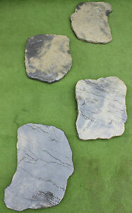 Irregular Stepping stone sets/ Paving / Wethered Sandstone. Free delivery local