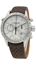 Raymond Weil Freelancer Automatic Chronograph Men's Strap Watch 7740-STC-30001