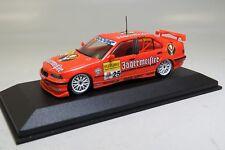 MINICHAMPS BMW 320i E36 STW 1998 - PRINZ V. BAYERN JAGERMEISTER 1:43 - New!!!