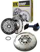 FOR FORD MONDEO DI TURBO DIESEL 5 SPEED LUK DUAL MASS FLYWHEEL, CLUTCH WITH CSC