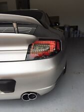 Porsche 911 996 Turbo GT2 C4S  Clear  / Smoke  LED Tail Lights
