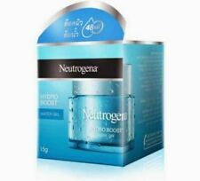 15g NEUTROGENA Hydro Boost Water Gel Cream With Progressive ReleaseTechnology.
