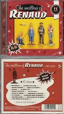 CD 15T RENAUD THE MEILLEUR OF RENAUD 1985-1995 BEST OF 2007 NEUF SCELLE