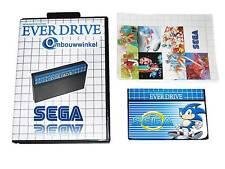 Everdrive Sega Master System DSP1 +Carcasa + Adaptador SD 4gb (Nuevo) PRECINTADO