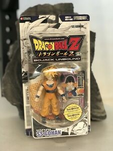 "2006 Dragon Ball Z - SS GOHAN 6"" figure by JAKKS PACIFIC"
