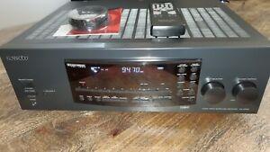 Kenwood KR-V8080 AV Surround Receiver Amplifier Tunerl Excellent Condition WORKS
