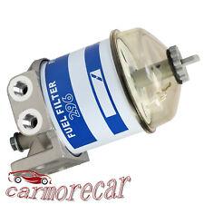 Glass Bowl Diesel Fuel Filter Assembly C5ne9165c For Ford Massey Ferguson New