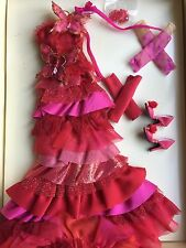 """Tonner Wilde Imagination 16""""  Ellowyne Florid And Fussy Doll Clothes Outfit NRFB"""