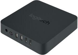 Logitech SmartDock Flex Conference System Accessory Kit with AV Pass Through NEW