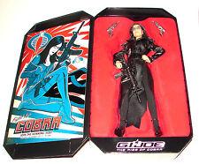2009 GI Joe BARONESS The Rise Of Cobra Movie Promo Comic Con San Diego Exclusive