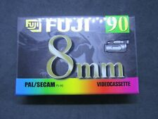 FUJI 8mm 90 video cassette-PV 90 ( for cameras)  sealed