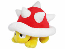 "Super Mario Bros Spiny Spinies Plush Doll Figure Stuffed Toy XMAS 6"" Gift US"