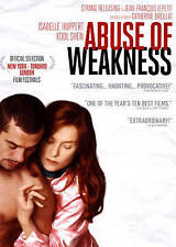 ABUSE OF WEAKNESS/CATHERINE BREILLAT-- ISABELLE HUPPERT KOOL SHEN