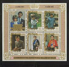 Penrhyn Islands   1982   Scott # 199a    Mint Never Hinged Souvenir Sheet