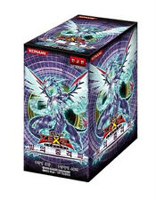 "YUGIOH CARDS  ""PHOTON SHOCKWAVE"" BOOSTER BOX / Korean Ver"