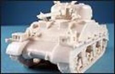 Milicast BB044 1/76 Resin WWII British Sherman III (M4A2)(Mid Production)