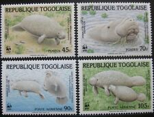 Togo 1987 - MNH - Vissen/Fish/Fische (WWF / WNF)