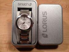 New - Reloj Watch Montre LORUS Ref.RVK43AX-9  - Quartz - Steel Acero - Nuevo