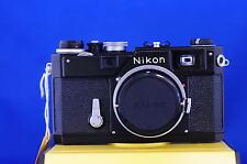 Nikon Original Black S3 with W. Nikkor 35mm F2.5 Lens & Cap