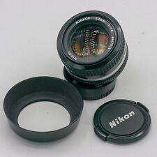 NIKON NIKKOR 50MM F1.4 F/1.4 AI For Nikon F Mount (Nikon F/FM/FE..)