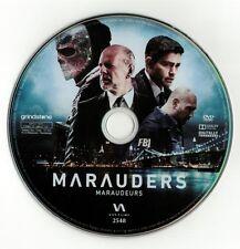 Marauders (DVD disc) Bruce Willis, Dave Bautista, Adrian Grenier