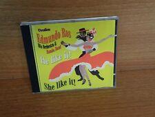 EDMUNDO ROS : HE LIKE IT ! SHE LIKE IT ! : CD Album : 2003 : CDEA 6082