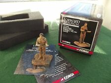CORGI FORWARD MARCH Desert Storm Brig P Cordingley 1:32 Scale Figure