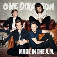 ONE DIRECTION-MADE IN THE A.M-JAPAN CD+BOOK BONUS TRACK E78