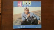 "Den Harrow ‎– Tell Me Why 12"" Italy 609 209 Day By Day"