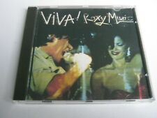 cd.roxy music: viva !