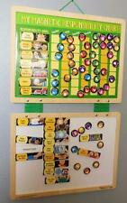 "Melissa and Doug Magnetic Responsibility Chart Hanging 15 x 26"" Wood"