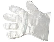 100 Stück Handschuhe für Paraffinbad, Paraffinhandschuhe, Einweghandschuhe