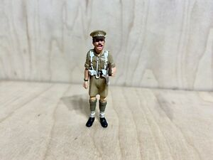 Pewter Lead Hand Painted 54mm Soldier No Box B14