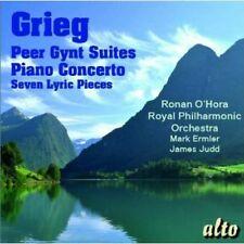 Royal Philharmonic O - Peer Gynt Suites / Piano Concerto [New CD]