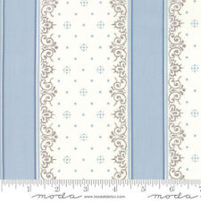 MODA Fabric ~ LILY & WILL REVISITED~ Bunny Hill Designs (2805 25) by 1/2 yard