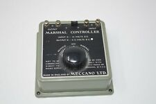 MARSHALL  CONTROLLER  made by MECCANO LTD (PREOWNED/UNBOXED)