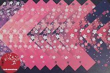 PAPEL DECO YUZEN ORIGAMI 12 WASHI CHIYOGAMI PAPEL MADE IN JAPAN PAPIR CARTA