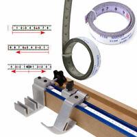 1/2/3/5M Miter Saw Track Tape Measure Self Adhesive Backing Metric Ruler AU