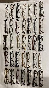 35 Pair Lot Of Oliver Peoples Eyeglasses