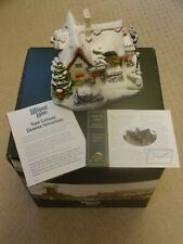 More details for lilliput lane cottage,2003 christmas special edition, letter to santa, bramfield