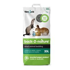 Back to Nature Small Animal Bedding for All Small Animals 20 Litre Bag