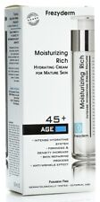 FREZYDERM OIL FREE MOISTURISING RICH FACE CREAM MATURE SKIN 45+, 50ml